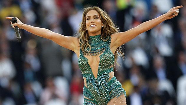 J.Lo stellt klar: Habe keinen neuen Freund (Bild: AP)