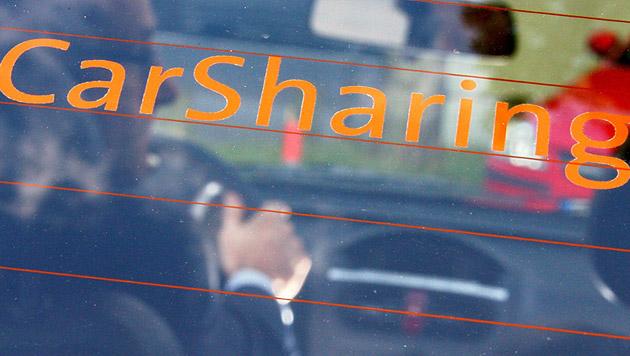 Siemens-Software soll Carsharing-Autos finden (Bild: dpa/A3778 Fredrik von Erichsen)