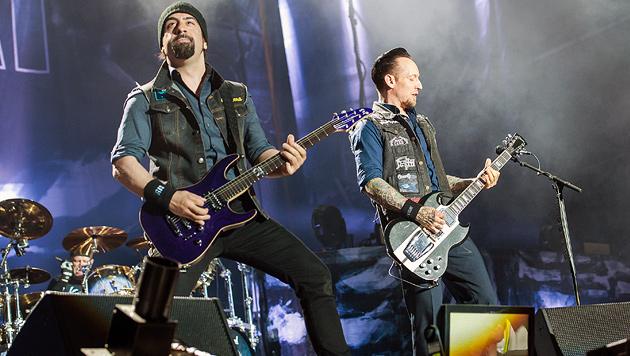 Volbeat (Bild: Andreas Graf)