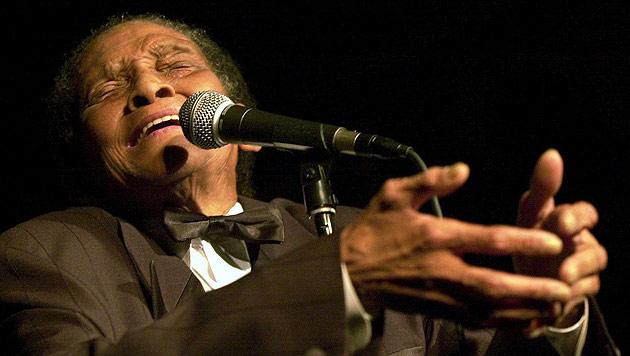 Jazz-Sänger Jimmy Scott mit 88 Jahren gestorben (Bild: APA/EPA/ANDREE-NOELLE POT)