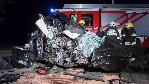 21-Jährige stirbt bei Autounfall in Osttirol (Bild: APA/Brunner Philipp)