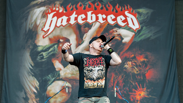 Hatebreed (Bild: Andreas Graf)