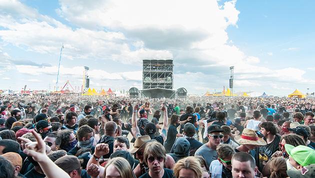 Nova-Rock-Besucher (Bild: Andreas Graf)