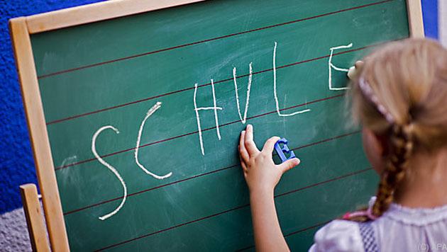 Handschrift stirbt bei Kindern wegen PC und Co aus (Bild: APA)