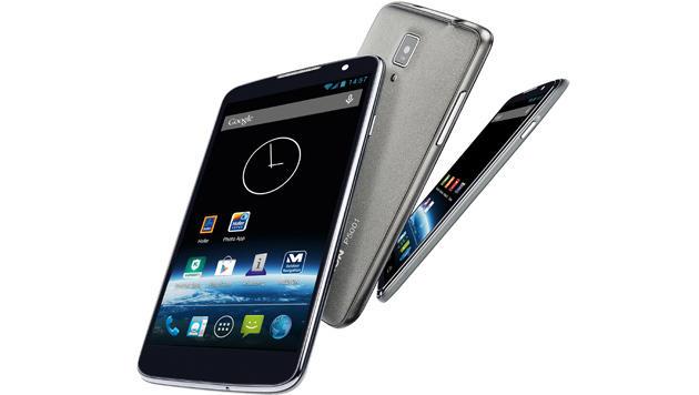 Medion P5001: Hofer bringt 150-Euro-Smartphone (Bild: Medion)