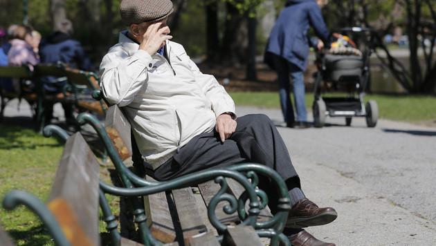 Pensionskosten im Jahr 2060 betragen 31 Mrd. Euro (Bild: APA/GEORG HOCHMUTH)