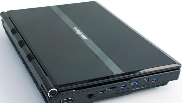 5,5-Kilo-Laptop mit 12-Kern-Prozessor enthüllt (Bild: Eurocom)