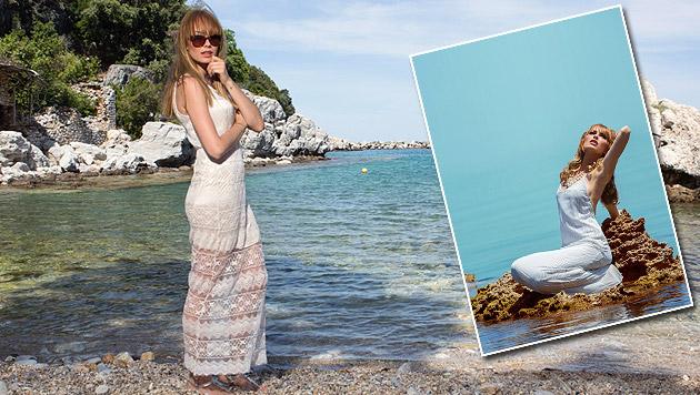 "Ena Kadic: Letztes Shooting als ""Miss Austria"" (Bild: Heli Mayr)"