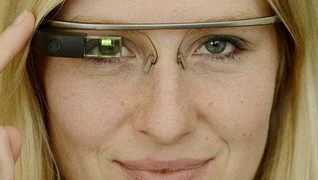 Google Glass: Erste Software-Partner präsentiert (Bild: EPA)