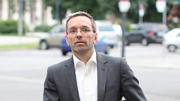 FPÖ-Generalsekretär Herbert Kickl (Bild: APA/Georg Hochmuth)