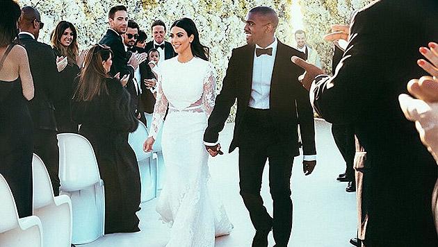 Kim Kardashian: Ehe nach 7 Wochen schon am Ende? (Bild: instagram.com/kimkardashian)