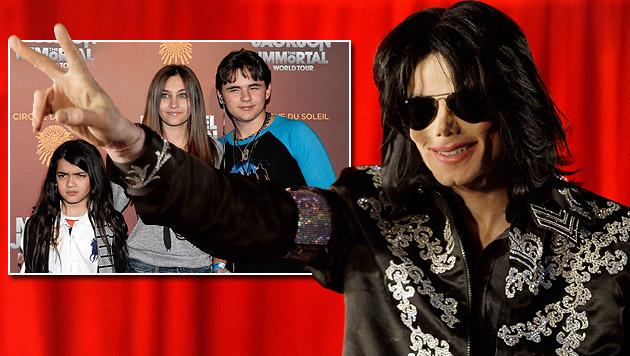 Michael Jackson: Das reiche Erbe des King (Bild: AP)