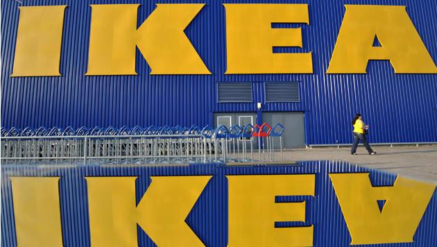 Steuerdeals mit Niederlande? EU hat Ikea im Visier (Bild: dpa/Arne Dedert)