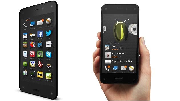 Amazon präsentiert eigenes 3D-Handy: Fire Phone (Bild: Amazon)