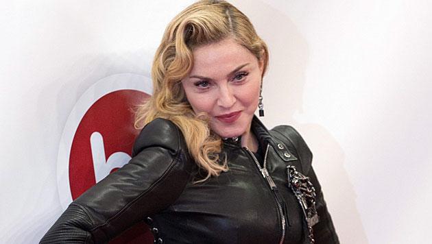 Madonna: Lieber Affäre als Beziehung (Bild: EPA)