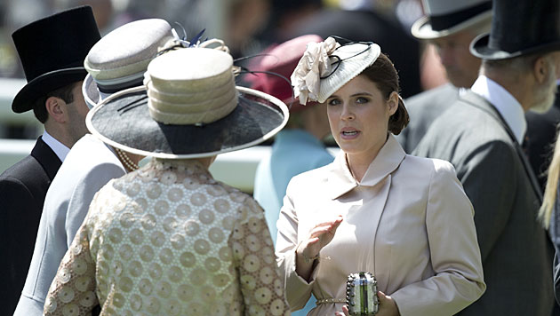 Prinzessin Eugenie (Bild: AP)