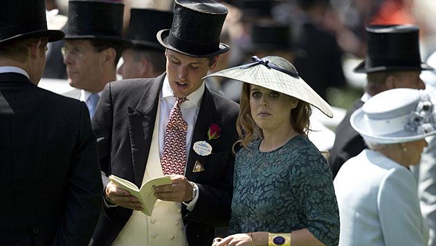 Prinzessin Beatrice (Bild: AP)