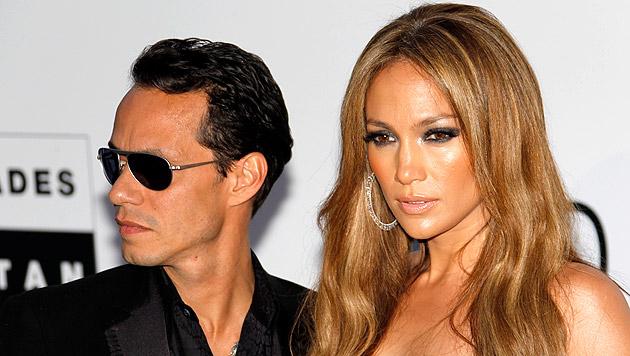 J.Lo und Marc Anthony nun offiziell geschieden (Bild: IAN LANGSDON/EPA/picturedesk.com)