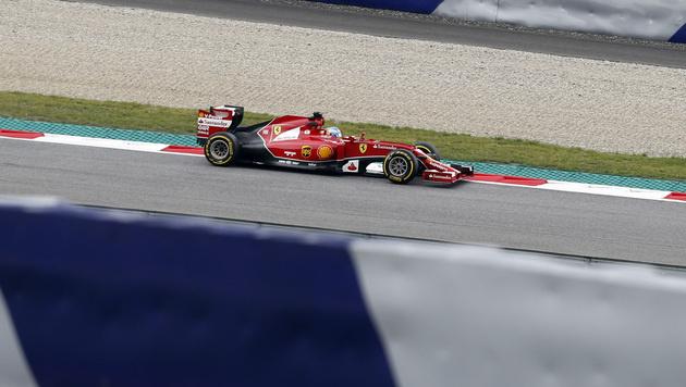 Ferrari-Pilot Fernando Alonso (Bild: AP)