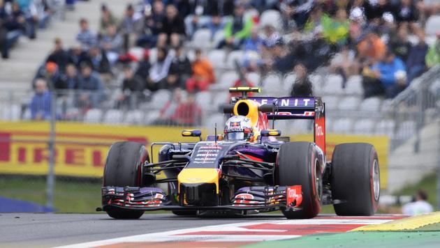 Daniel Ricciardo (Bild: APA/HANS KLAUS TECHT)