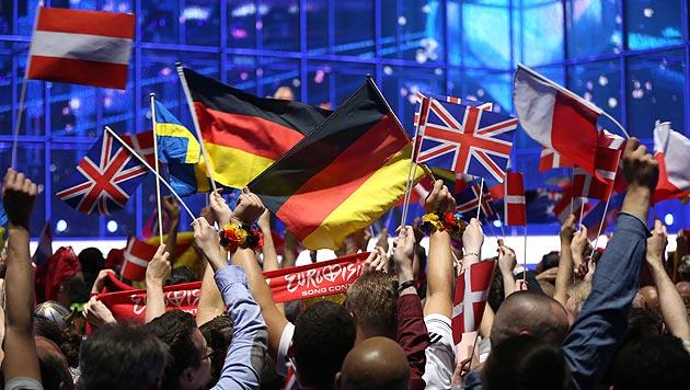 Song Contest 2015 dürfte rund 25 Mio. Euro kosten (Bild: APA/EPA/JOERG CARSTENSEN)