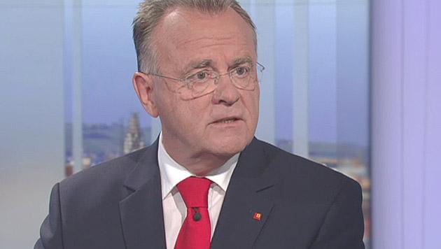 """Niessl: """"Es wird eine Steuerreform geben"""" (Bild: tvthek.orf.at)"""