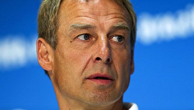 Jürgen Klinsmann nicht mehr US-Teamchef (Bild: EPA/Jose Sena Goulao)