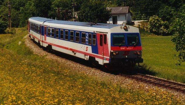 2 Buben nahe St. Pölten aus fahrendem Zug gestürzt (Bild: Johann Blieberger)