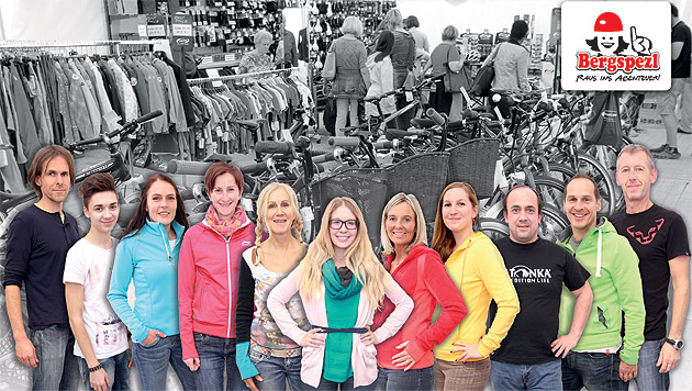 30-jähriges Jubiläumsfest von Bergspezl und RKS (Bild: Bergspezl)