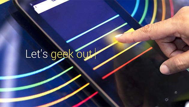 Google I/O: Große Parade der Internet-Supermacht (Bild: Google)