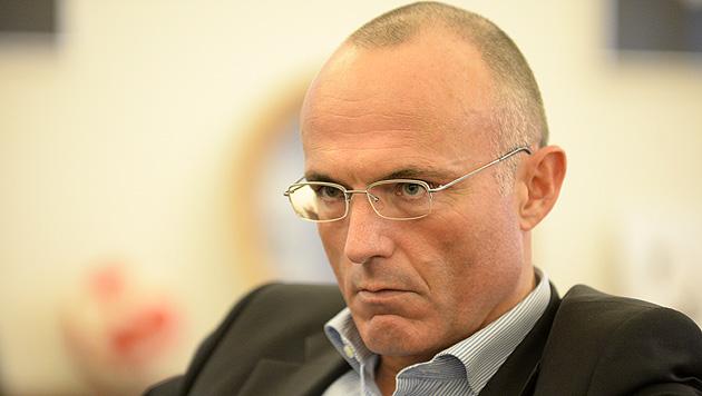 Klug kritisiert Verteidigungspolitik der EU (Bild: APA/Herbert Neubauer)