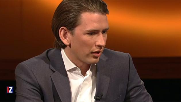 """Kurz: """"Viel zu spät mit Integration begonnen"""" (Bild: tvthek.orf.at)"""