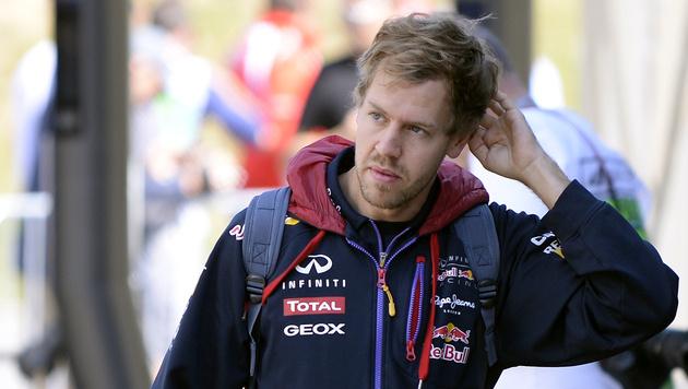 Sebastian Vettel (Bild: APA/HANS KLAUS TECHT)