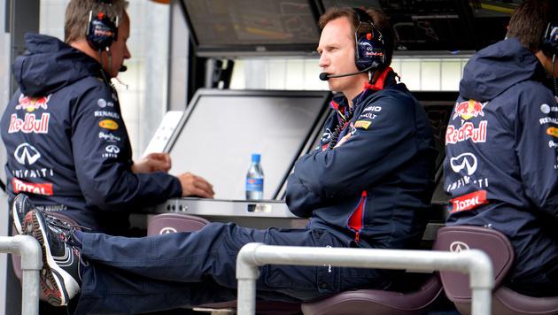 Red Bull wird keine eigenen Formel-1-Motoren bauen (Bild: AP)