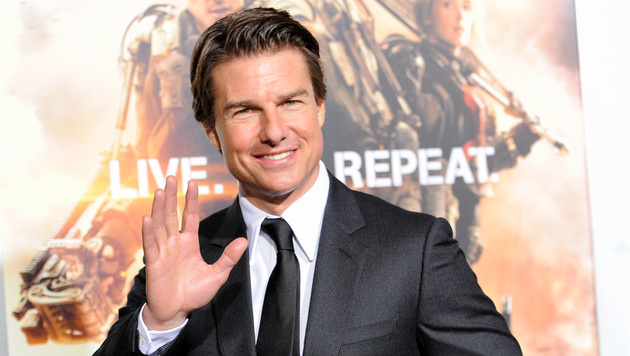 """Tom Cruise: Rolle im neuen """"Star Wars""""-Streifen? (Bild: Evan Agostini/Invision/AP)"""