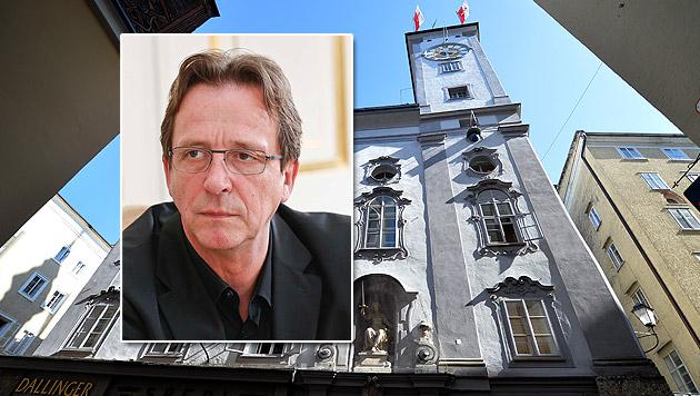 Salzburgs Stadtrat Johann Padutsch im Visier der Kontrollamts-Prüfer. (Bild: Markus Tschepp, APA/Barbara Gindl)
