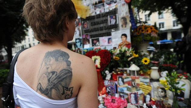 In den Herzen seiner Fans lebt der King of Pop bis heute weiter. (Bild: ANDREAS GEBERT/EPA/picturedesk.com)