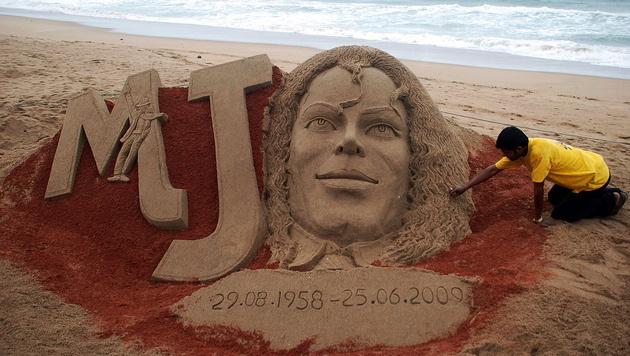Vor fünf Jahren starb Michael Jackson (Bild: STR/EPA/picturedesk.com)