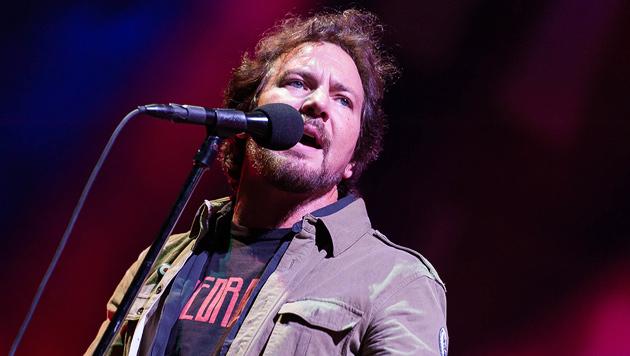 (A)live in der Stadthalle: Pearl Jam in Hochform (Bild: Andreas Graf)
