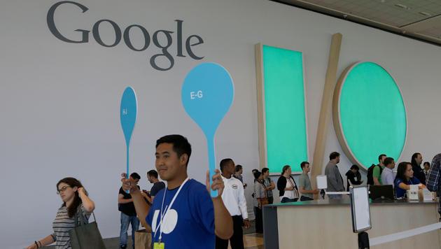 Googles Entwickler-Konferenz I/O steht vor der Tür (Bild: AP)