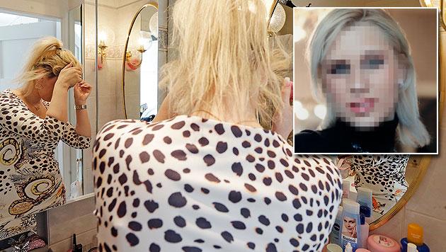 Haare kaputt: Model verklagt Wiener Nobel-Friseur (Bild: Klemens Groh)
