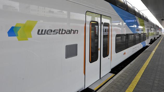 Umsatz-Plus bei Westbahn - dennoch in Verlustzone (Bild: APA/HERBERT NEUBAUER)