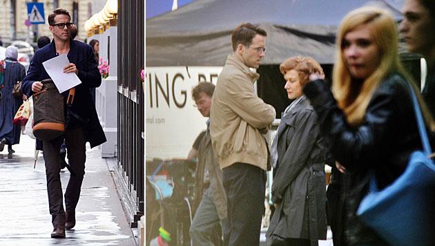 Frauenschwarm Ryan Reynolds entzückt Wiener Fans (Bild: Starpix/Alexander Tuma/SPY)