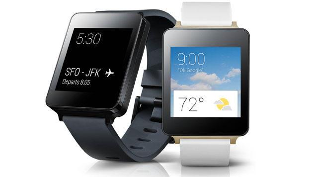 LG G Watch: Software-Update gegen Rostflecken (Bild: LG Electronics)