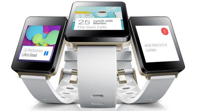 LG und Samsung enthüllen neue Android-Smartwatches (Bild: LG Electronics)