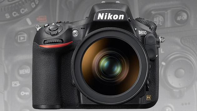 Nikon D810: Neue Vollformat-DSLR für Profis (Bild: Nikon)