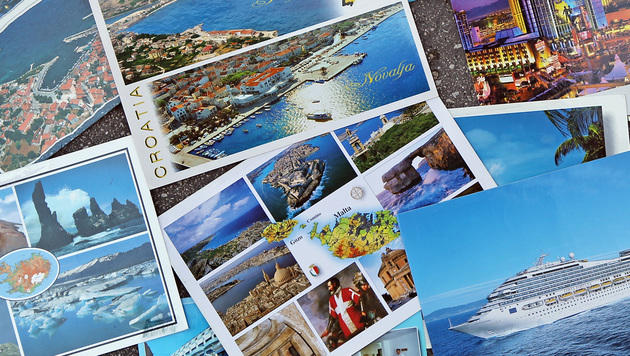 Postkarte liefert sich Kopf-an-Kopf-Rennen mit SMS (Bild: Martin A. Jöchl)