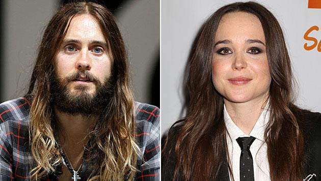Jared Leto und Ellen Page: Sexieste Vegetarier (Bild: AP, Greg Allen/Invision/AP)