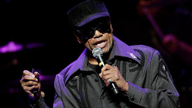 Soul-Legende Bobby Womack mit 70 Jahren gestorben (Bild: Matt Sayles/Invision/AP)