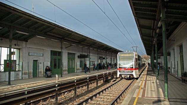 Wien: U6-Station Alser Straße wird saniert (Bild: Wiener Linien/Helmer Manfred)